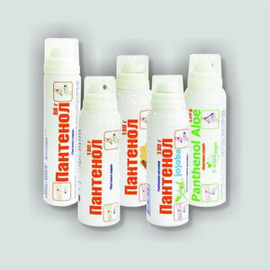 panthenol-spray